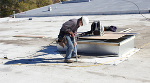 commercial roofing company asheville