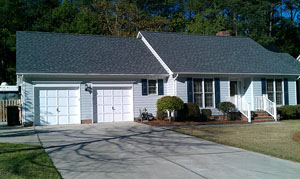 residential roof replacement asheville