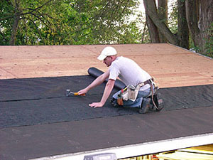 residential roofing contractor asheville